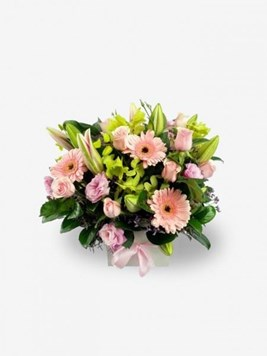 Arrangements: Pink Posy