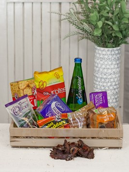 Snack & Gift Hampers: Salty Pretzel