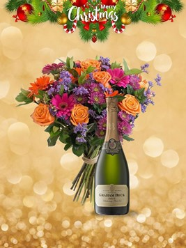 Bouquets: Graham Beck Celebration Bouquet