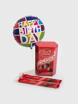 EY: Birthday Lindt Delight