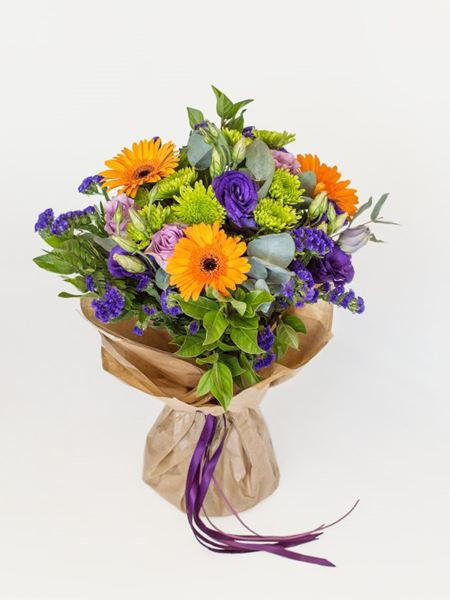 Bouquets: Bright Posy