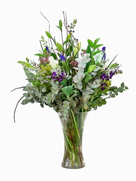 Arrangements: Sweet Devotion Vase Arrangement