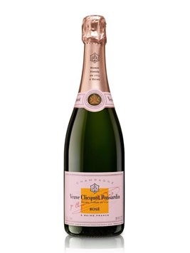 Wine: Veuve Clicquot Brut Rose