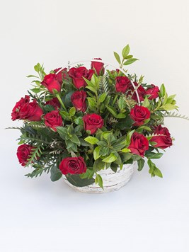 Arrangements: Presentation Basket