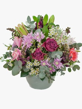 Arrangements: Mixed Arrangement