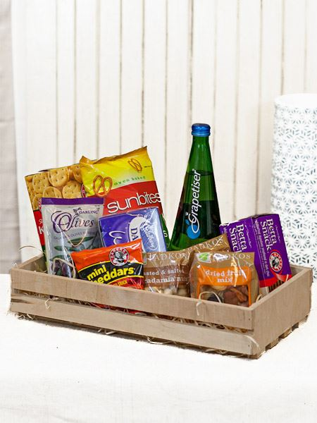 Snack & Gift Hampers: Snack and Juice Hamper