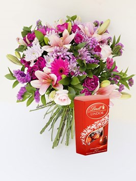 Bouquets: Marvellous Magnificent with Lindt Lindor
