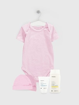 EY: Sweet Baby Girl Bath Set