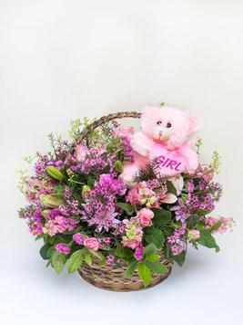 Arrangements: Joyfully Pink