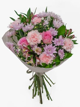 Bouquets: Pink Pearl