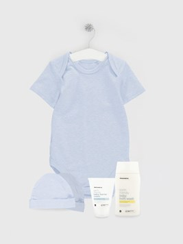 EY: Sweet Baby Boy Bath Set