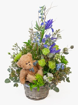 Arrangements: Baby Basket