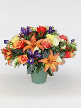 Arrangements: Mixed Vase